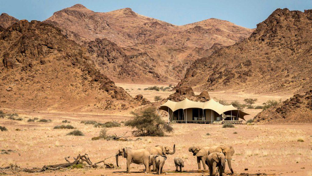 Fascynujący świat Afryki - Namibia