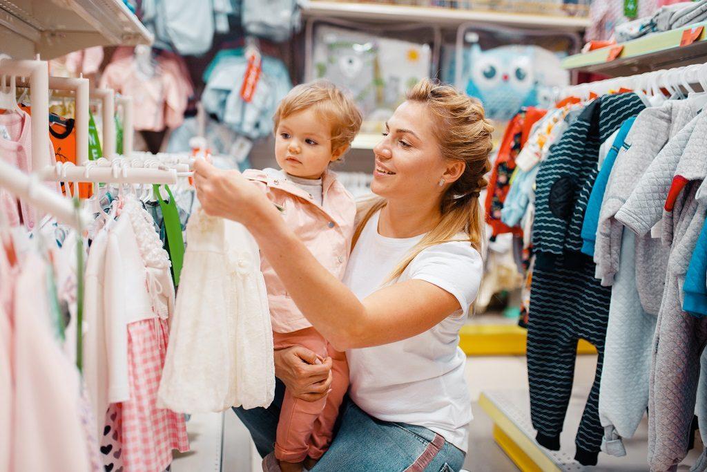 Jakie kupować ubranka dla dzieci